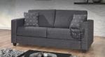 Sofa z ciekawą funkcją spania Breno