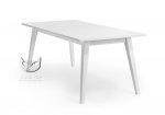 Stół ze skośnymi nogami Ron 160x90 cm