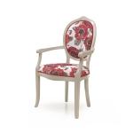 Krzesło do stylizacji romantycznych Debora