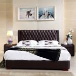Klasyczne meble sypialniane łóżko Maurizio