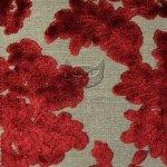 Tkaniny dekoracyjne welur z wzorami Nessino