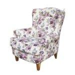 Rewelacyjny fotel z wysokim oparciem, miękki i wygodny- Babciny fotel