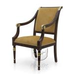 Fotel w dworskim stylu Magistra