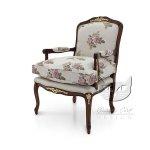 Fotel stylizowany angielski Duchessa