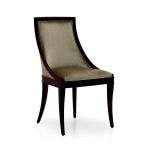 Wygodne krzesło lub niewielki fotel Amina
