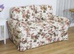 Rozkładana sofa z pojemnikiem Marie 166 cm/FS