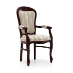Fotel do stylowego gabinetu Mosè