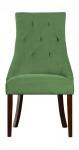 Z oparciem siedzisko na sprężynach Krzesło Arana