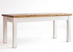 Stół z litego drewna sosnowego 180x90x80h PROVENCE