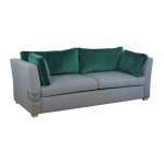 Rustykalna sofa do salonu Diamond 240