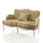 Sofa dwuosobowa w stylu Rokoko- Cloe