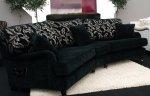 Oryginalna sofa w łuk Mezzo BUE