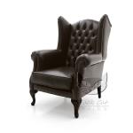 Fotel stylizowany Old England