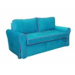 Chabrowa sofa z pokrowcem 206 cm/FS-Marie