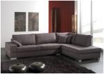Sofa narożna z otomaną TORONTO