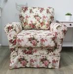 Fotel z wymiennym pokrowcem Flower