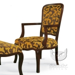 Klasyczny fotel Cavour