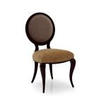 Krzesło lite drewno inspirowane z natury Seneca