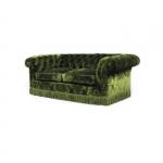 Pikowana sofa z frędzlami Chesterfield Fiocco