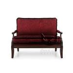 Klasyczna ławka w stylu biedermeier- Minerva