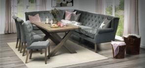 Narożna ławka Do Kuchni I 3 Krzesła Annmarie Narożniki
