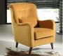 Fotel w stylu vintage UNA VOLTA