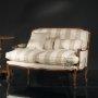 Dwuosobowa sofa stylizowana na XIX wieczną- Carmen