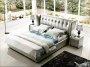 Łóżka glamour Gracjan 160x200 cm