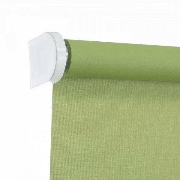 Roleta Klasyczna Samozwijająca - Zielony (Dimout)