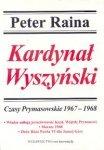 Kardynał Wyszyński t. 8 Czasy Prymasowkie 1967-1968