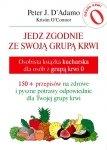 Osobista książka kucharska dla osób z grupą krwi 0 Jedz zgodnie ze swoją grupą krwi