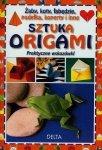 Sztuka origami żaby koty łabędzie pudełka koperty i inne