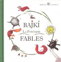 Bajki La Fontaine Fables + CD