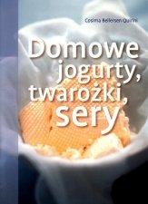 Domowe jogurty twarożki sery