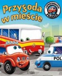 Samochodzik Franek Przygoda w mieście