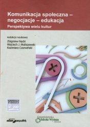 Komunikacja społeczna negocjacje edukacja