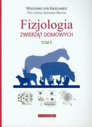 Fizjologia zwierząt domowych t.2