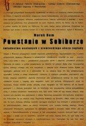 Powstanie w Sobiborze