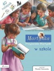 Martynka Przyjaciele Martynki w szkole