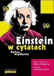 Einstein w cytatach Pełne wydanie