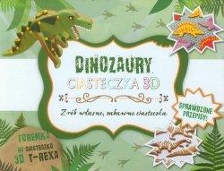 Dinozaury Ciasteczka 3D