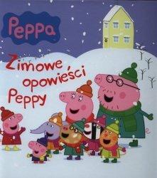 Peppa Zimowe opowieści Peppy
