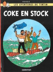 Tintin Coke en Stock