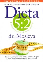 Dieta 5:2 dr. Mosleya