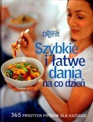 Szybkie i łatwe dania na co dzień