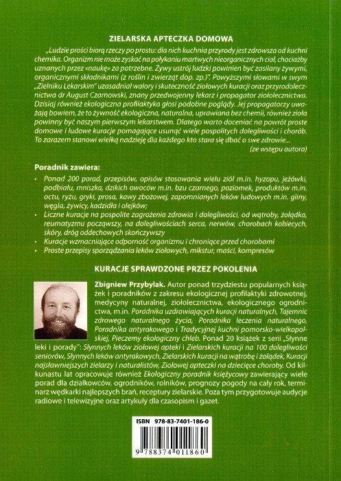 Zielarska podręczna apteczka domowa
