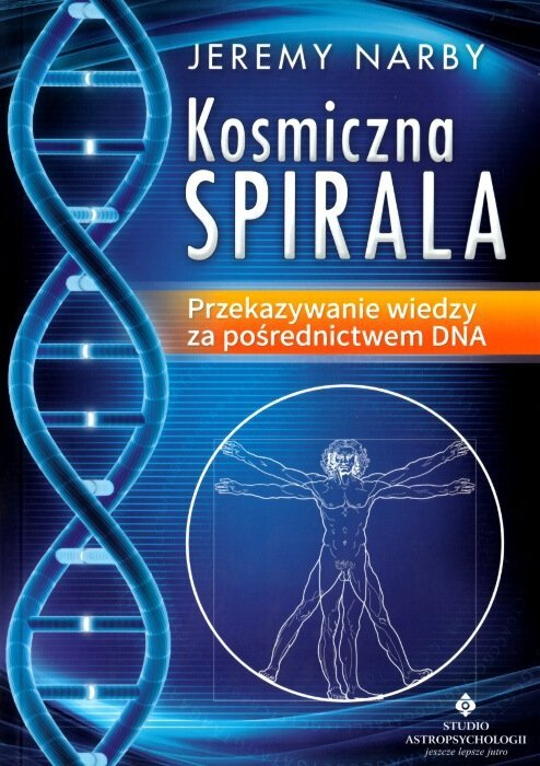 Kosmiczna spirala: Przekazywanie wiedzy za pośrednictwem DNA