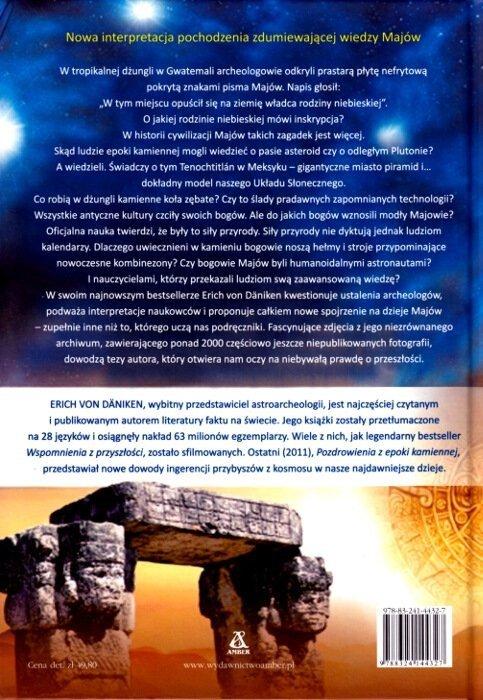 Kosmiczne tajemnice Majów