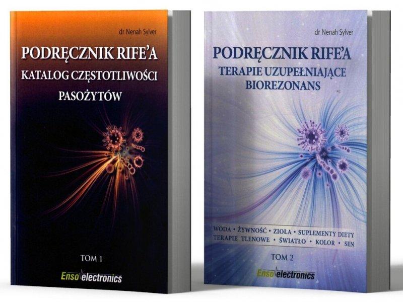 Podręcznik Rifea Katalog częstotliwości pasożytów Terapie uzupełniające...