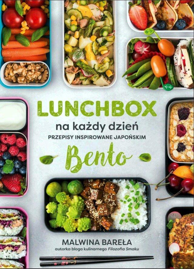 Lunchbox na każdy dzień Przepisy inspirowane japońskim bento